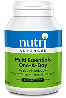 nutri-advanced multi essentials one-a-day vitamins