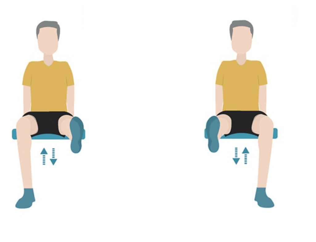knee extensions exercises