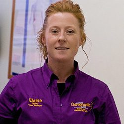 Elaine Lawson Chiropractic Clinic Manager