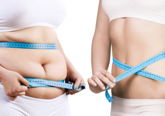 weight loss after exercise & healthy lifestyle